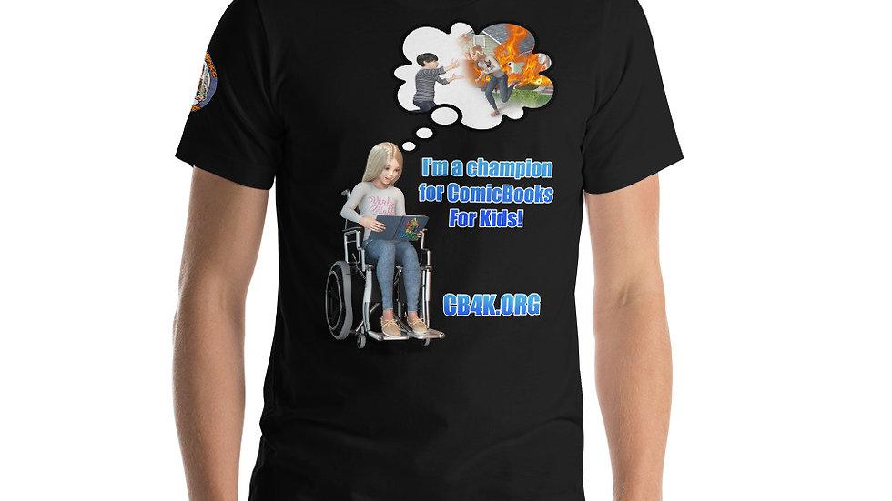 Short-Sleeve Wendy Steen Shaner CB4K Unisex T-Shirt