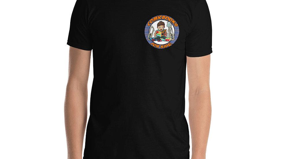 Short-Sleeve Unisex CB4K Logo T-Shirt