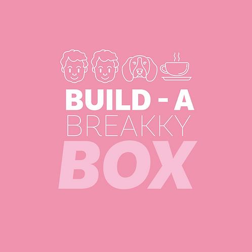 BUILD - A - BREAKKY BOX