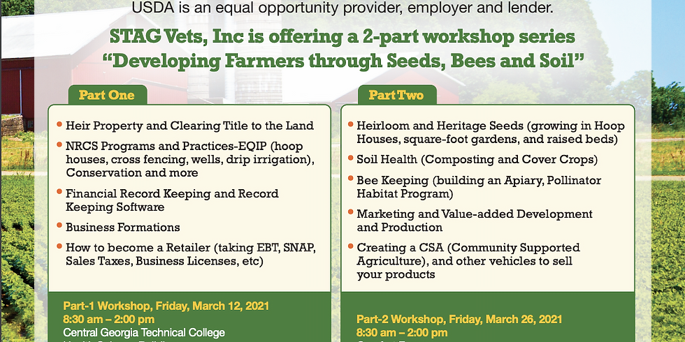 Part 2 Developing Farmers Through Bees, Seeds, and Soil.
