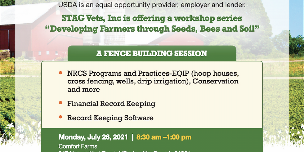 Ag Tech To Success: Fence Building and Record Keeping
