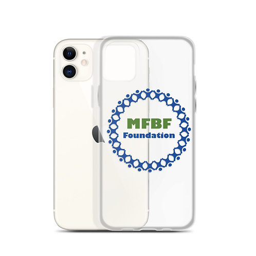 MFBF iPhone Case