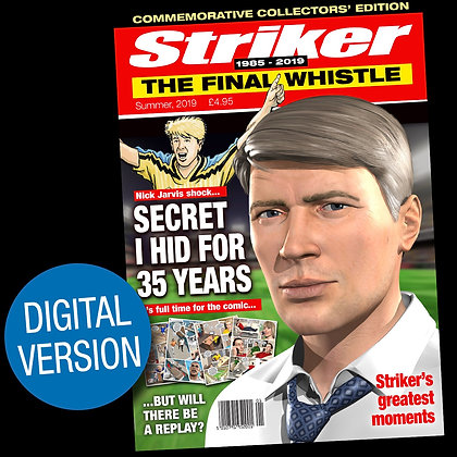 Striker: The Final Whistle - Digital Version