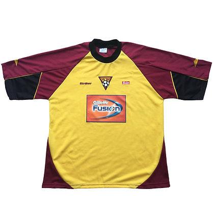 Warbury Warriors shirt 2007