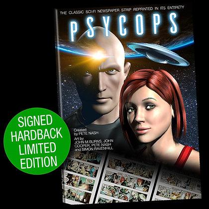 Psycops Hardback Limited Edition
