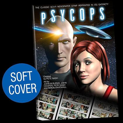 Psycops Soft Cover