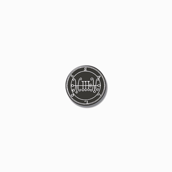 Button pin Sallos Ars Goetia demon
