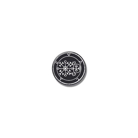Button pin Valac Ars Goetia demon