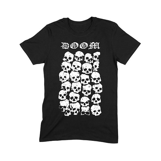 Doom black T-shirt