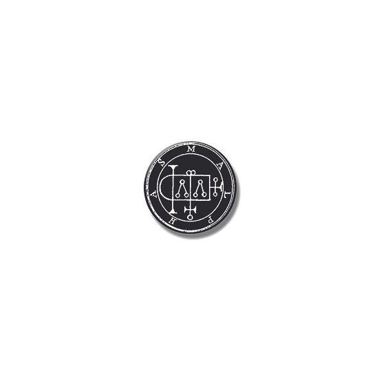 Button pin Malphas Ars Goetia demon