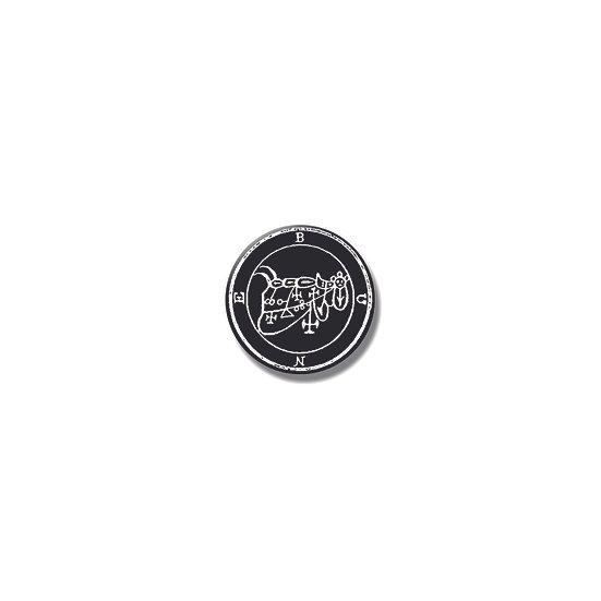 Button pin Bune Ars Goetia demon