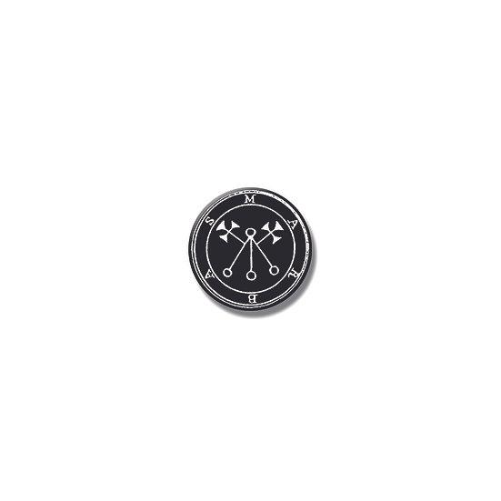 Button pin Marbas Ars Goetia demon