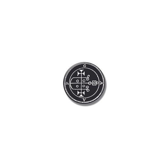 Button pin Gaap Ars Goetia demon