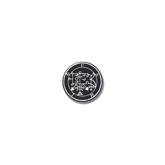 Button pin Camio Ars Goetia demon