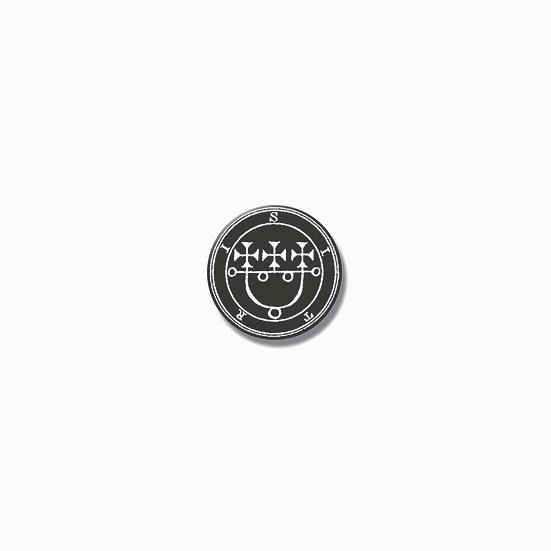 Button pin Sitri Ars Goetia demon