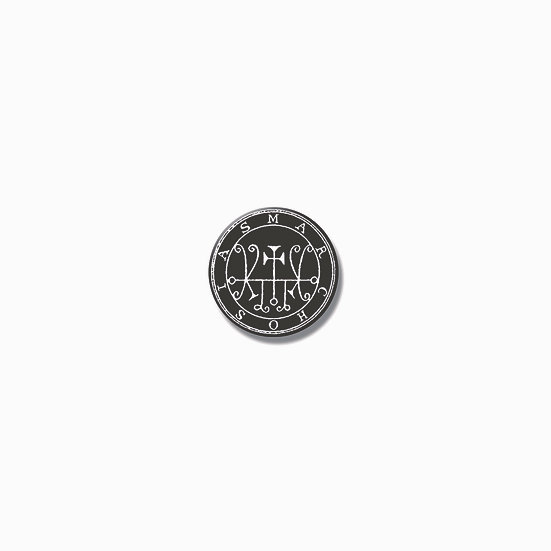 Button pin Marchosias Ars Goetia demon