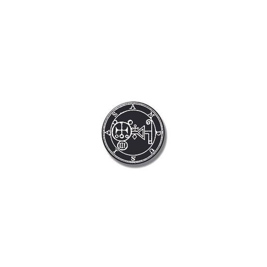 Button pin Amdusias Ars Goetia demon