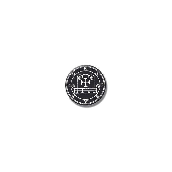 Button pin Barbatos Ars Goetia demon