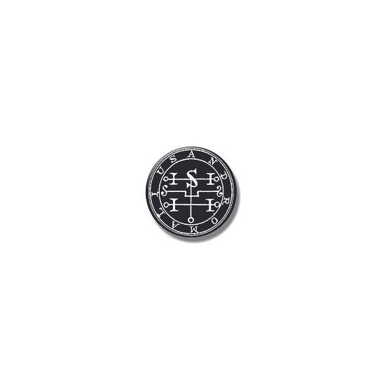 Button pin Andromalius Ars Goetia demon