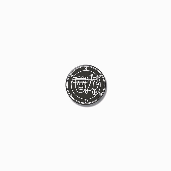 Button pin Bathin Ars Goetia demon