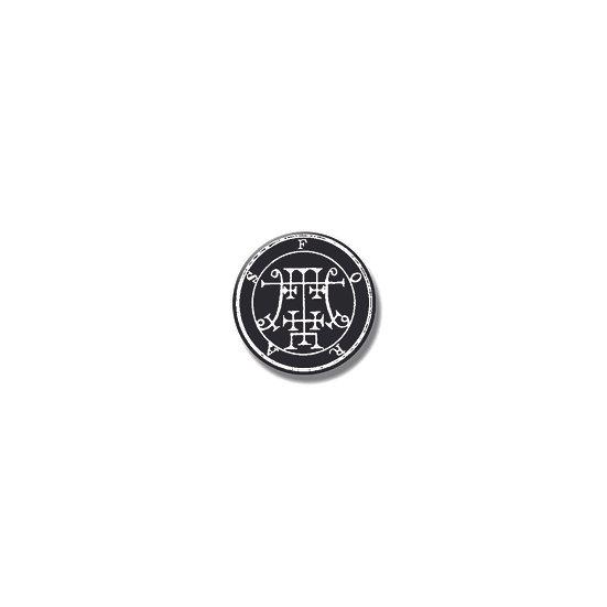 Button pin Foras Ars Goetia demon
