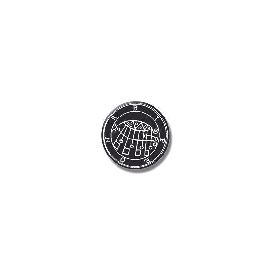 Button pin Bifrons Ars Goetia demon