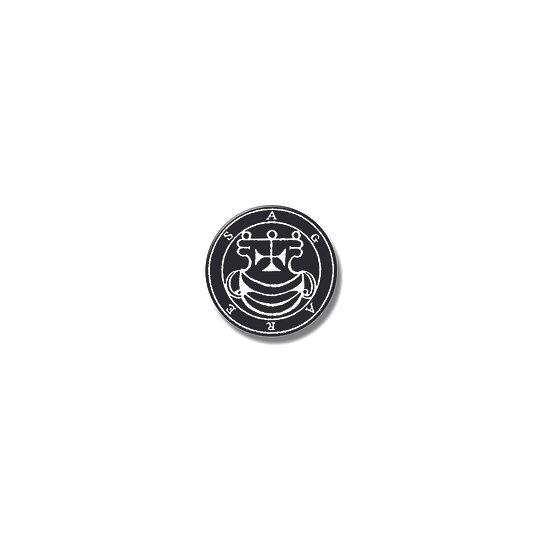 Button pin Agares Ars Goetia demon