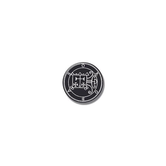 Button pin Orobas Ars Goetia demon