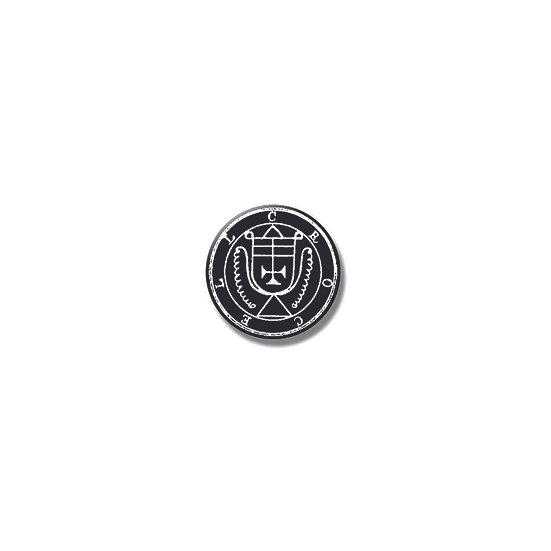 Button pin Crocell Ars Goetia demon