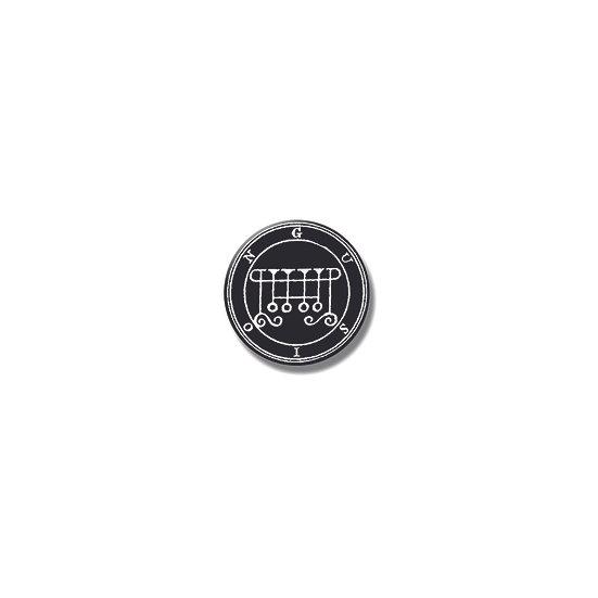 Button pin Gusion Ars Goetia demon