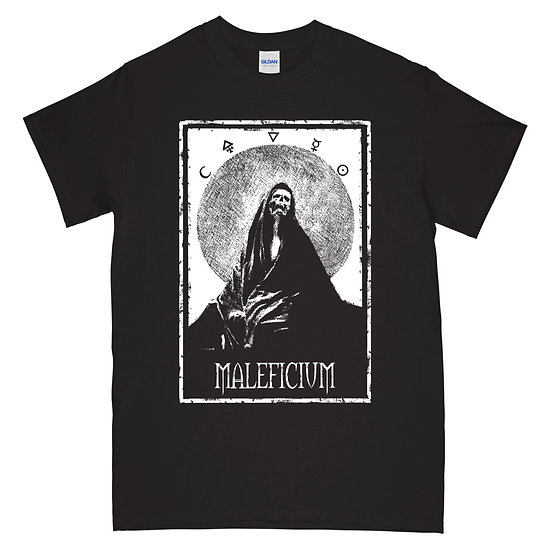 Maleficium black T-Shirt