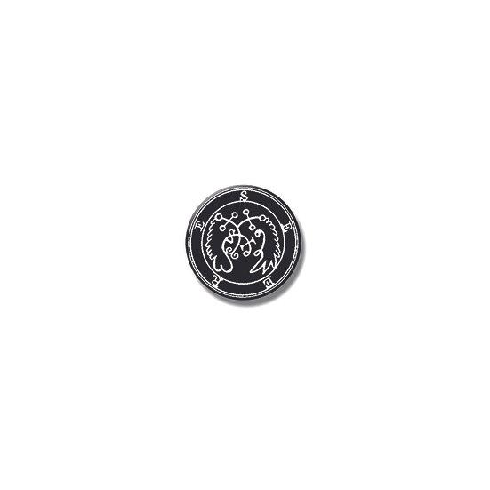 Button pin Seere Ars Goetia demon