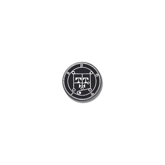 Button pin Botis Ars Goetia demon
