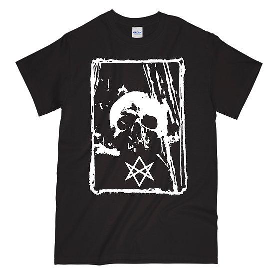 Hexagram black T-shirt