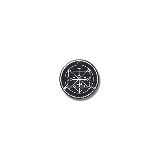 Button pin Ose Ars Goetia demon