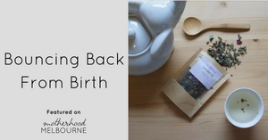 Bouncing Back From Birth