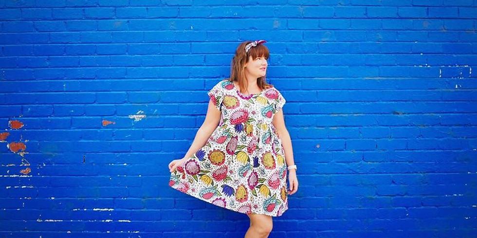 Sew a Simple Dress Workshop
