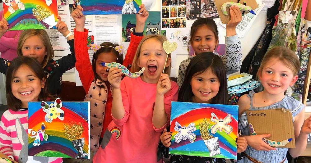 Brons Art - Children Art Parties