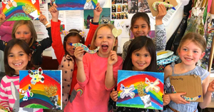 Brons Art - Children Art Parties