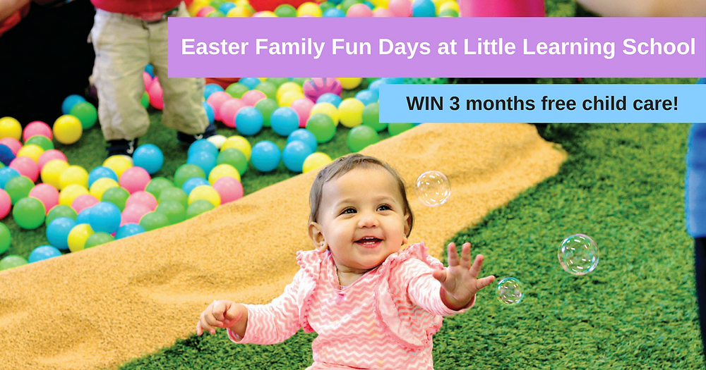 Easter Family Fun Days at Little Learning School