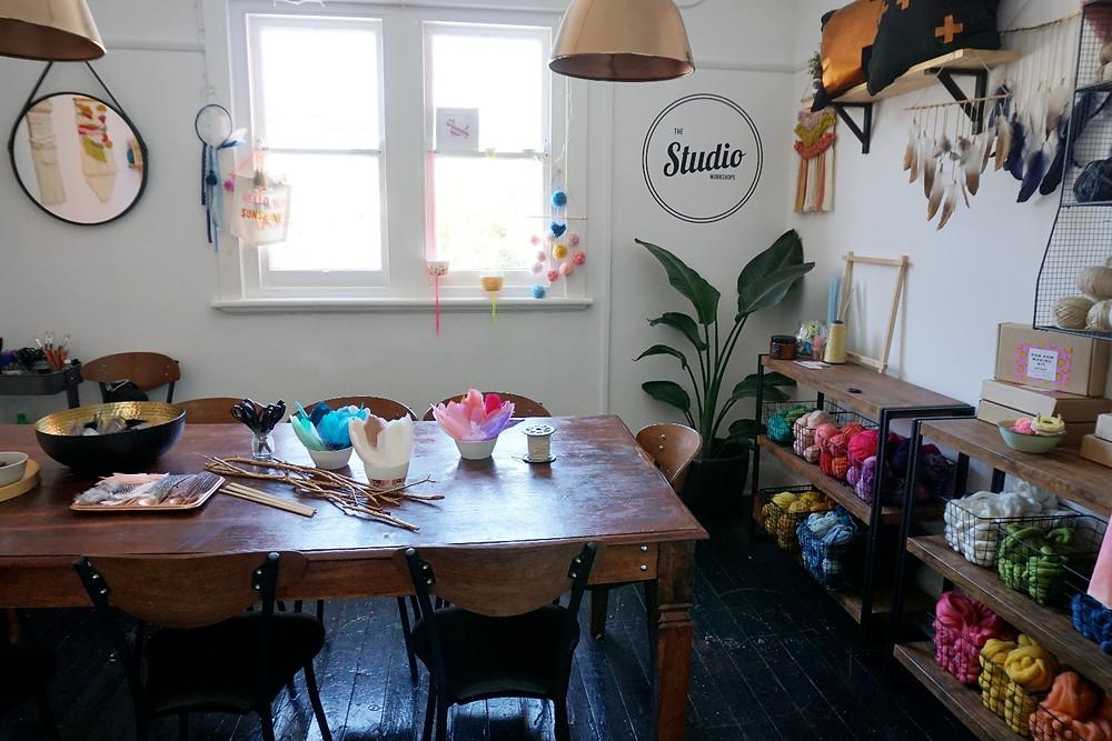 The Studio Workshops