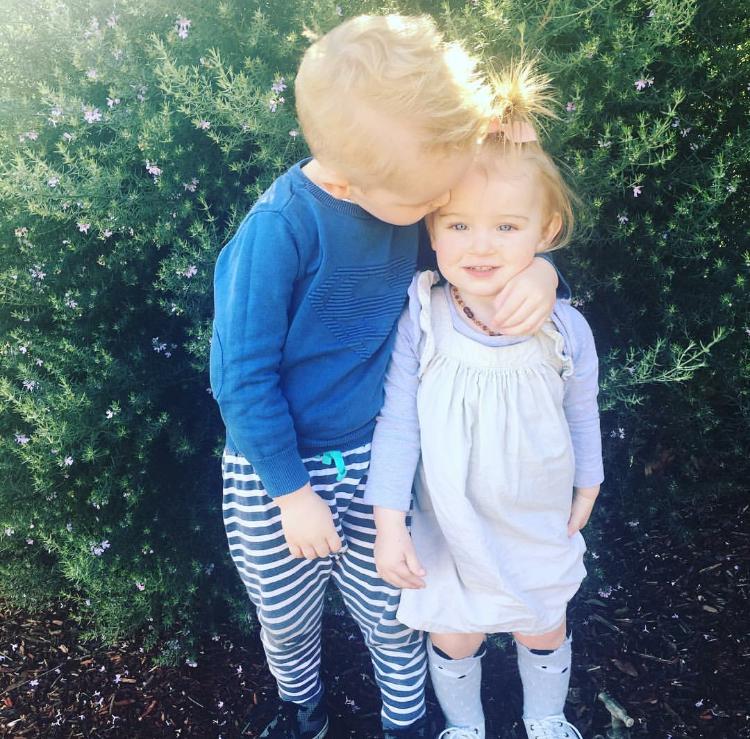 Olivia's children