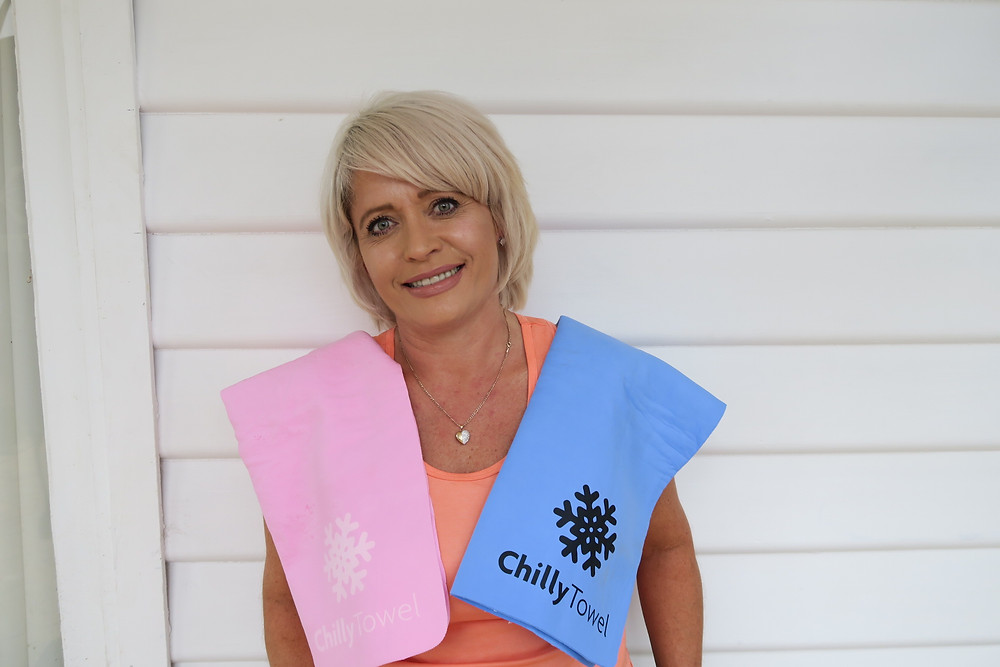 Tara Lock - Owner of Chilly Towel
