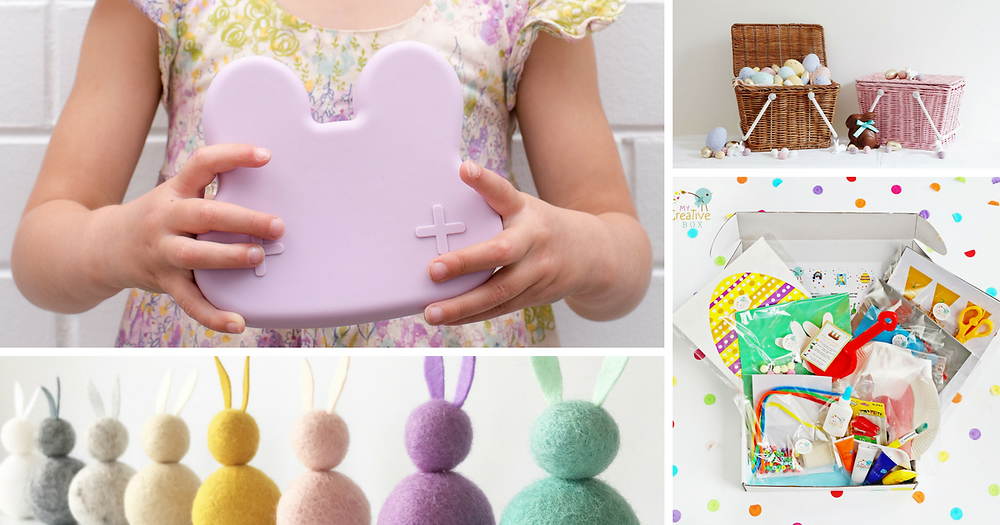 Non-chocolate Easter gift ideas for kids