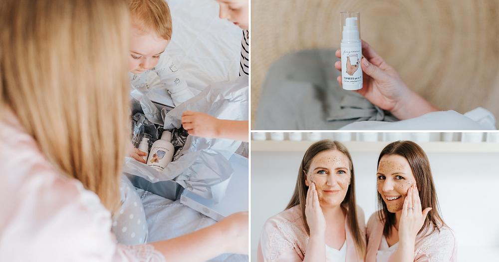 facing motherhood - skincare for mums