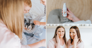 facing motherhood - skincare for mums