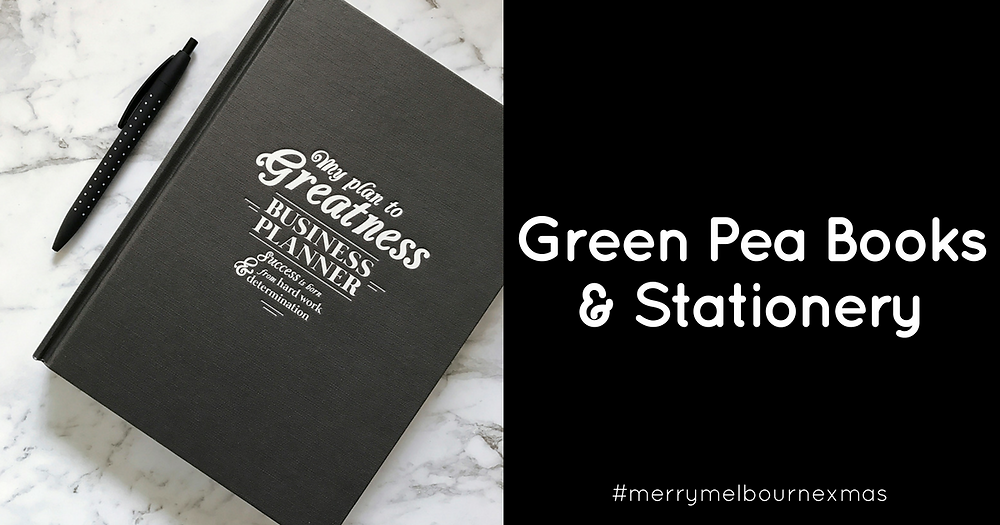 Green Pea Books & Stationery