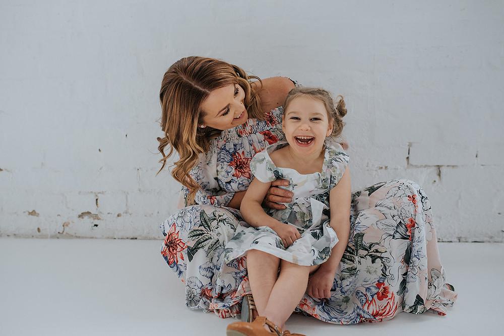 Natalie and Chiara