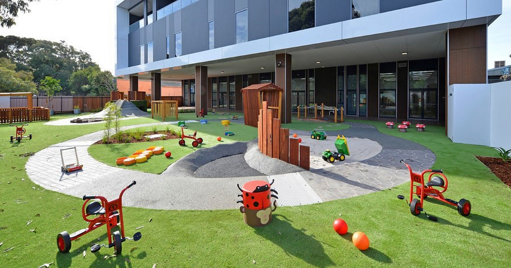 Bliss Early Learning - Child Care Sandringham