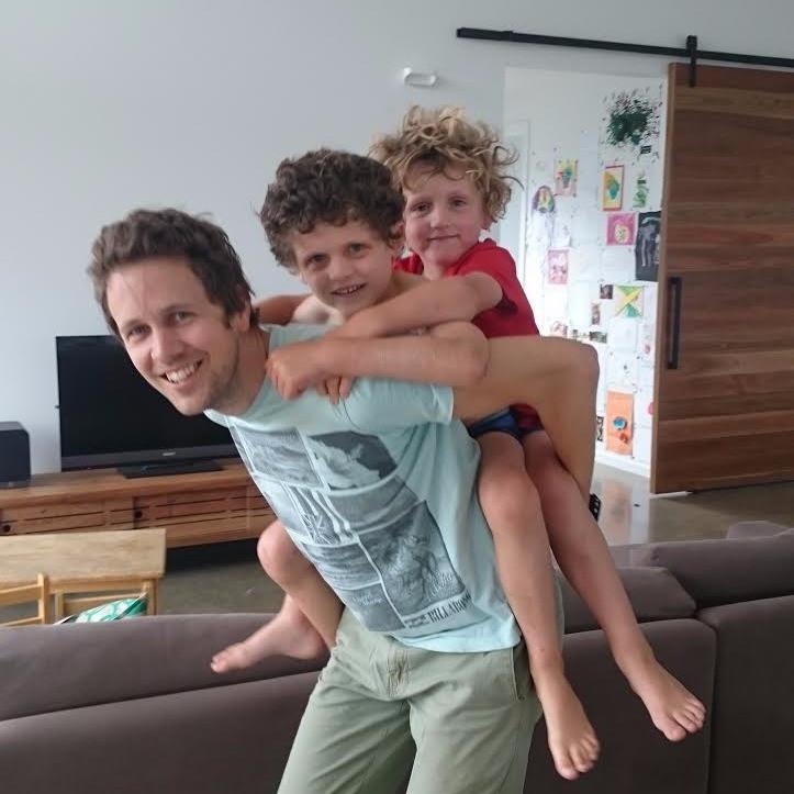 Jacinta's husband and children